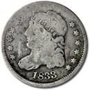 1829-1837 Capped Bust Half Dimes Culls