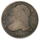 1830 Capped Bust Dime Good