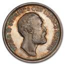 1830 Sweden Silver Medal Oscar II SP-63 PCGS