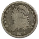 1831 Capped Bust Dime Fine