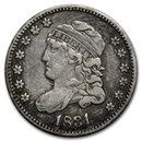 1831 Capped Bust Half Dime VF