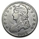 1832 Bust Half Dollar VF (Sm Letters)