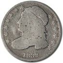 1832 Capped Bust Dime Good