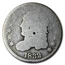 1832 Capped Bust Half Dime AG