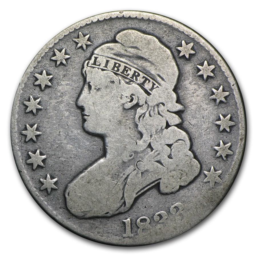 1833 Bust Half Dollar Good