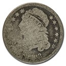 1833 Capped Bust Dime AG