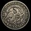 1834 Capped Bust Half Dime VF (Details)