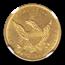 1835 $2.50 Gold Classic Head Quarter Eagle MS-63 NGC