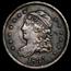 1835 Capped Bust Half Dime AU (Details)