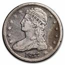1836-1839 Reeded Edge Half Dollars Culls
