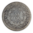1837 Liberty Seated Half Dime Small Date Fine