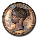 1838 GB Queen Victoria Silver Coronation Medal SP-62 PCGS