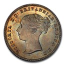 1838 Great Britain Silver Four Pence Victoria MS-66 PCGS