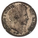 1839 German States Bavaria AR 3-1/2 Gulden Ludwig I MS-65 NGC