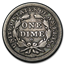 1841-O Liberty Seated Dime VF (Details)