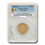 1842-D $5 Liberty Gold Half Eagle XF-45 PCGS (Small Date)