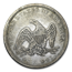 1843 Liberty Seated Dollar VF (Details)