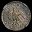 1851 Mo-GC Mexico Silver 1/2 Real MS-64 NGC