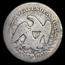 1853-O Liberty Seated Half Dollar w/Arrows & Rays AG