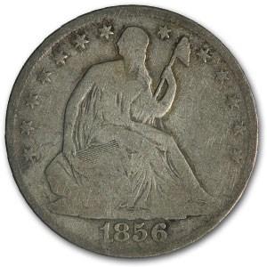 1856-O Liberty Seated Half Dollar AG