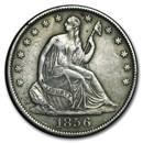 1856-O Liberty Seated Half Dollar XF