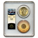 1856-S $20 Liberty Gold MS-62 PCGS (S.S. Central America)