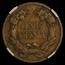 1857 Flying Eagle Cent AU-55 NGC