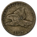 1857 Flying Eagle Cent VG