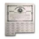 1861 $1000 CSA Bond 8%/ 15 yr Memminger/Tyler (CR-97) XF