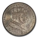 1861 Germany Silver Thaler Prussia Wilhelm I MS-66 PCGS