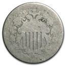 1866-1883 Shield Nickels Culls