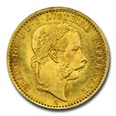 1867 Austria Gold Ducat Franz Joseph I MS-66 NGC