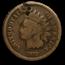 1872 Indian Head Cent Culls