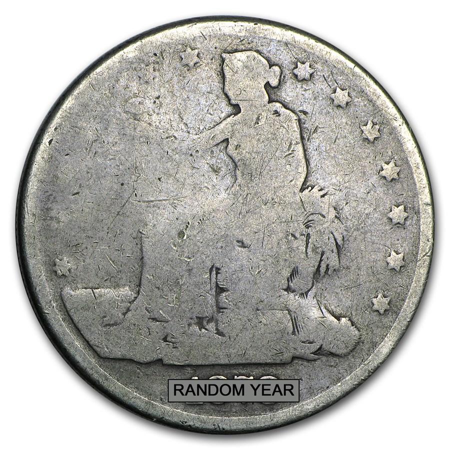 1873-1878 Trade Dollar AG/Cull