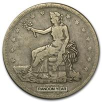 1873-1878 Trade Dollar Fine