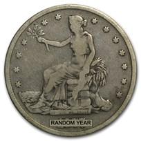 1873-1878 Trade Dollar VG
