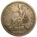 1873-1878 Trade Dollar XF