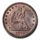 1873 Liberty Seated Quarter MS-62 PCGS CAC (Closed 3)
