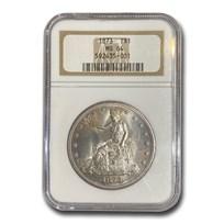 1873 Trade Dollar MS-64 NGC