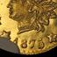 1875/3 Indian Round 50 Cent Gold MS-63 DPL NGC (BG-1058)