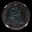 1875 Liberty Seated Dime PF-66 NGC