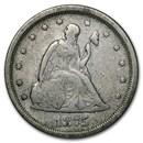 1875-S Twenty Cent Piece Fine