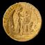 1876-A France Gold 20 Francs Angel MS-62 PCGS