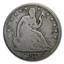 1877 Liberty Seated Half Dollar Good