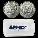 1878-1904 Morgan Dollars AU (20 Different Dates/Mints)