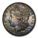 1878-1904 Morgan Dollars BU (Originally Toned)