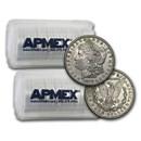 1878-1904 Morgan Dollars XF (40 Different Dates/Mints)