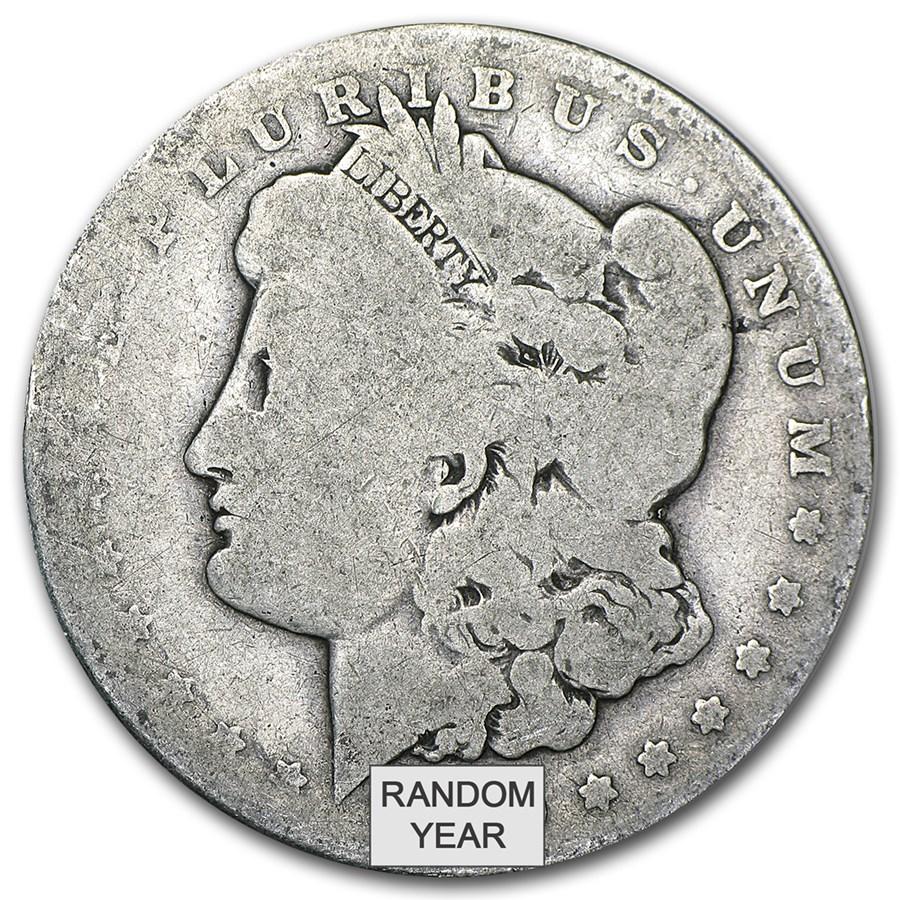 1878-1904 Morgan Silver Dollar AG (Random Year)