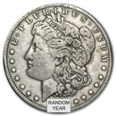 1878-1904 Morgan Silver Dollar VG-VF (Random Year)