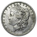 1878-1904 Morgan Silver Dollar XF (Cleaned, Random Year)